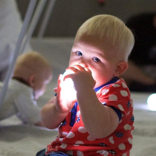 Rundgång med bebisdans